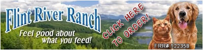 Flint River Ranch, Premium Natural Oven Baked Dog Food!